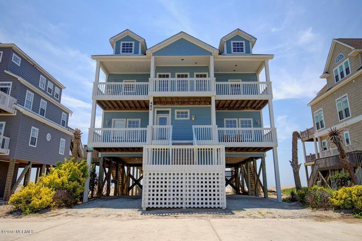 442 New River Inlet Road, North Topsail Beach, NC 28460
