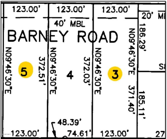 6123 5 Barney Road, Elm City, NC 27822