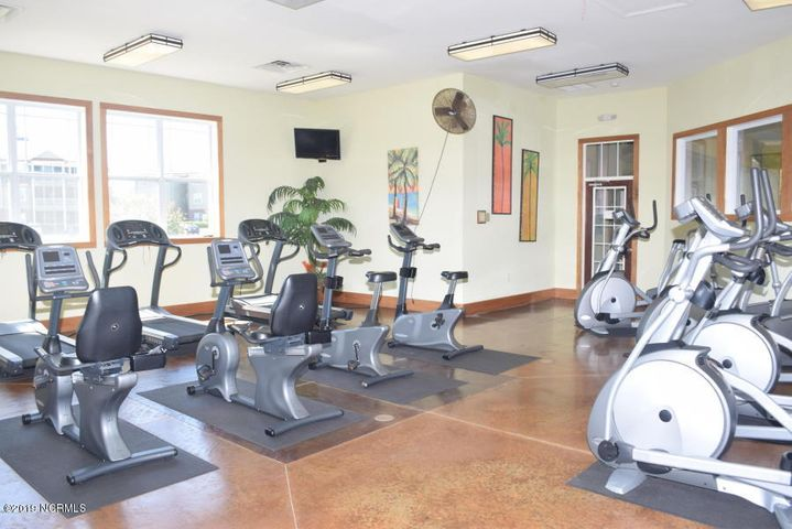 Crow Creek Fitness Center