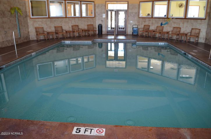 Crow Creek Indoor Pool
