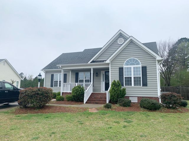 3910 Country Club Drive NW, Wilson, NC 27896