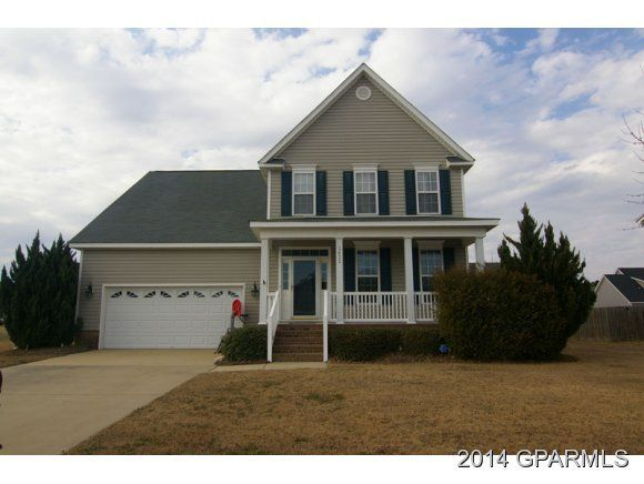 3632 Montery Drive, Winterville, NC 28590