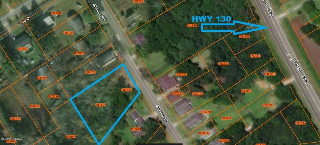566 Bitmore Road, Whiteville, NC 28472