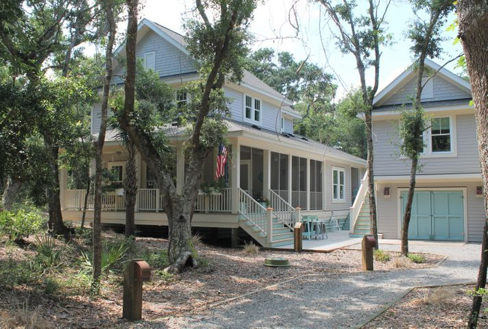 Classic Coastal Cottage