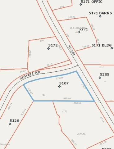 5107 Nowell Road, Sims, NC 27880