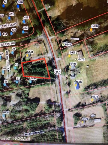 Lot 2 Us Hwy 117 S, Rocky Point, NC 28457