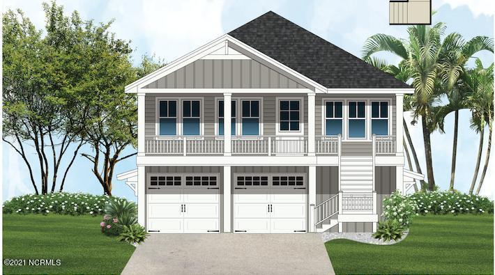Lot 12 Goldsboro Avenue, Carolina Beach, NC 28428