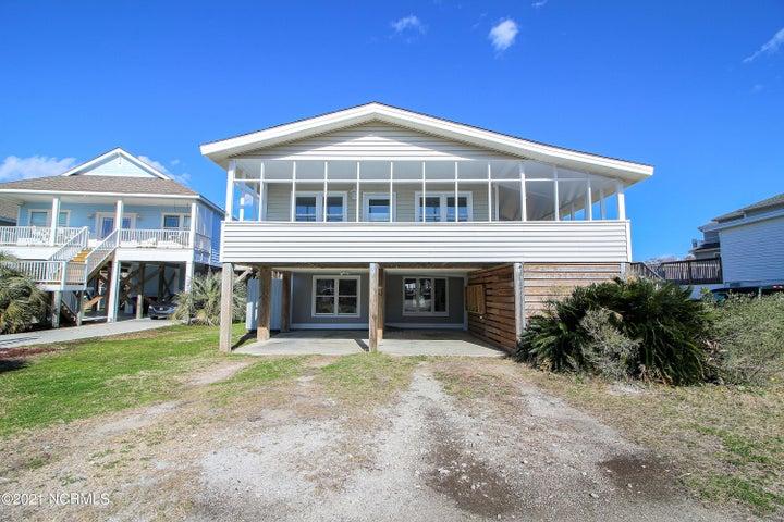4016 E Dolphin Drive, Oak Island, NC 28465