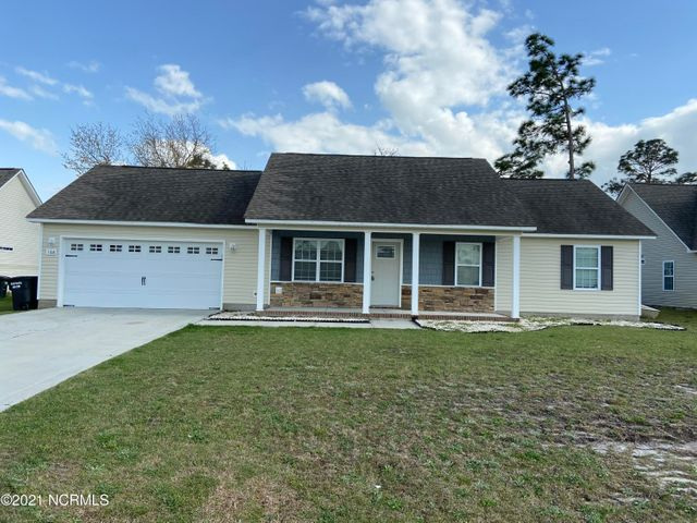 168 Rosemary Avenue, Hubert, NC 28539