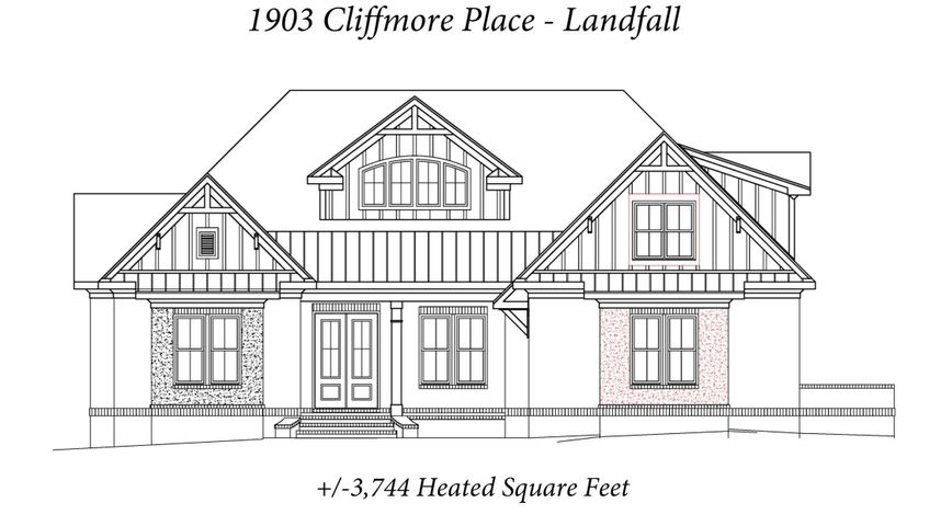 1903 Cliffmore Place, Wilmington, NC 28405