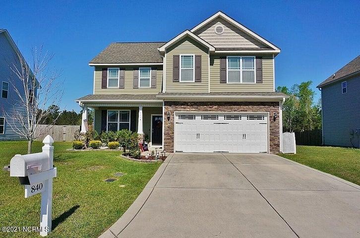 840 Dynasty Drive, Jacksonville, NC 28546