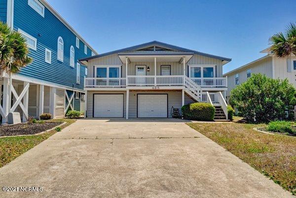 485 Ocean Boulevard W, Holden Beach, NC 28462