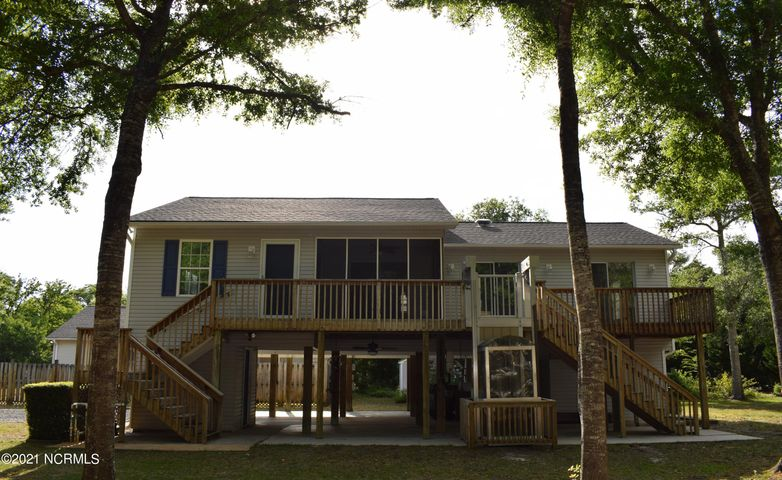 1503 W Oak Island Drive, Oak Island, NC 28465
