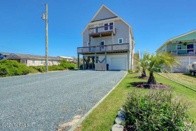 2664 Island Drive, North Topsail Beach, NC 28460