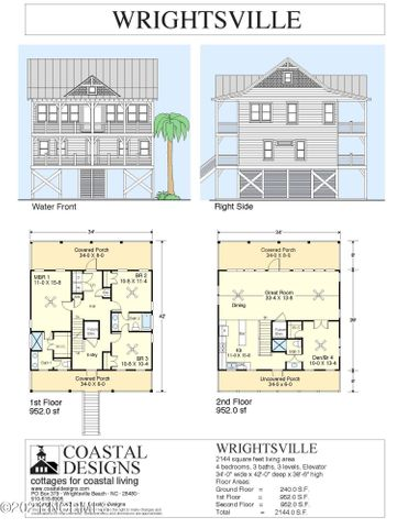 527 Sidbury Avenue, Topsail Beach, NC 28445