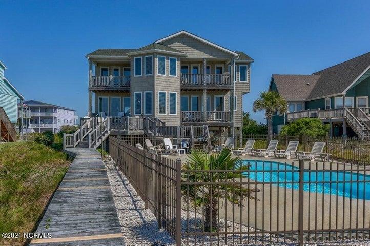 1299 Ocean Boulevard W, Holden Beach, NC 28462