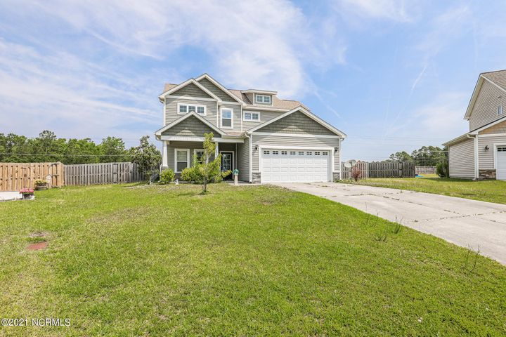 224 Admiral Court, Sneads Ferry, NC 28460