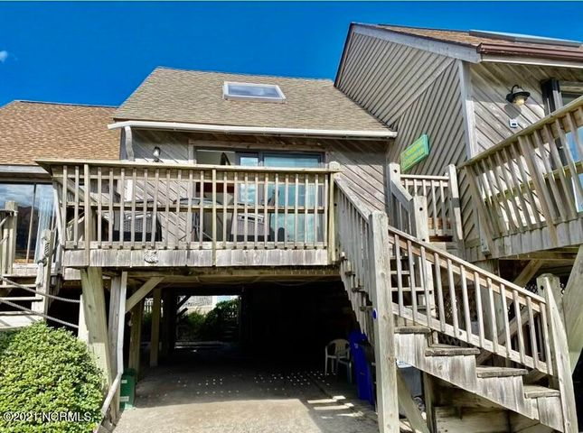 892 New River Inlet Road, Unit 4, North Topsail Beach, NC 28460
