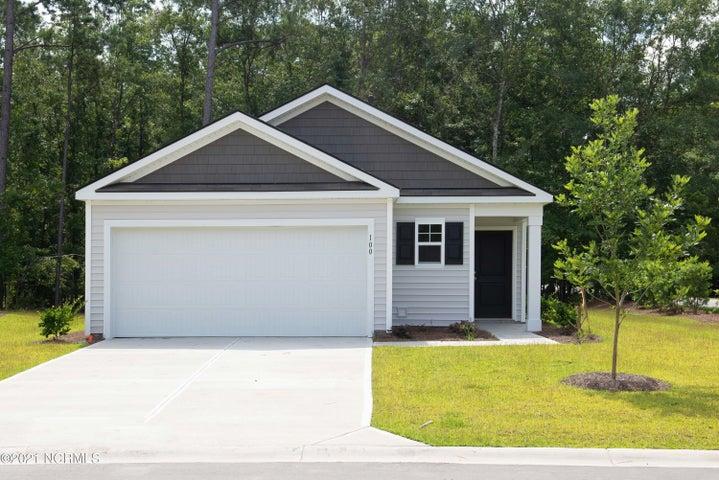 207 Airlie Vista Lane, Lot 153, Surf City, NC 28445