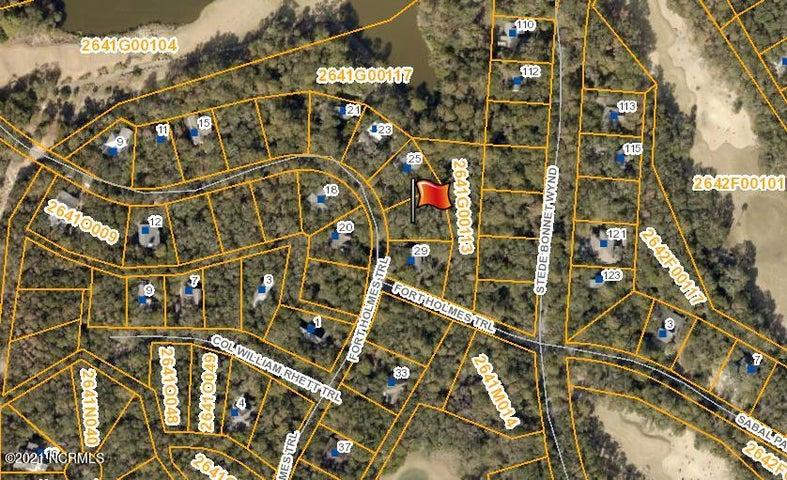 27 334 Fort Holmes Trail, Bald Head Island, NC 28461