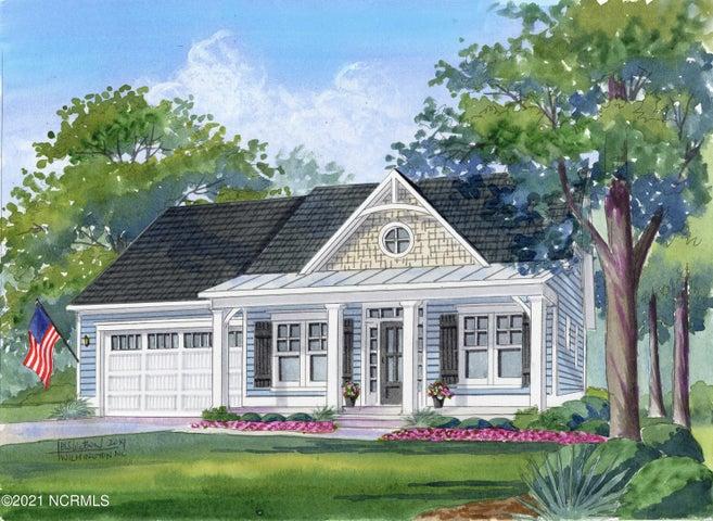 509 Moss Lake Lane, Holly Ridge, NC 28445