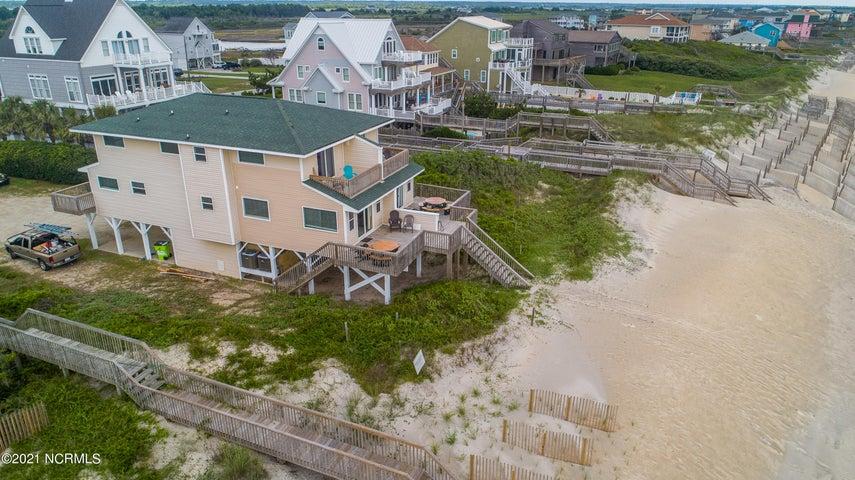 3562 Island Drive, North Topsail Beach, NC 28460