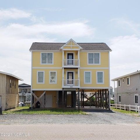 112 Starfish Drive, Holden Beach, NC 28462