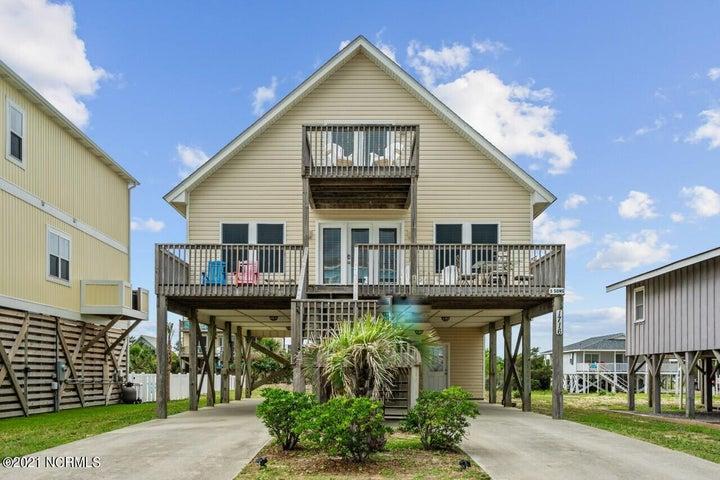 1716 W Beach Drive, Oak Island, NC 28465