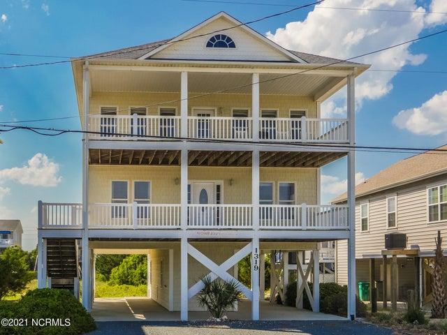 1319 N Topsail Drive, Surf City, NC 28445