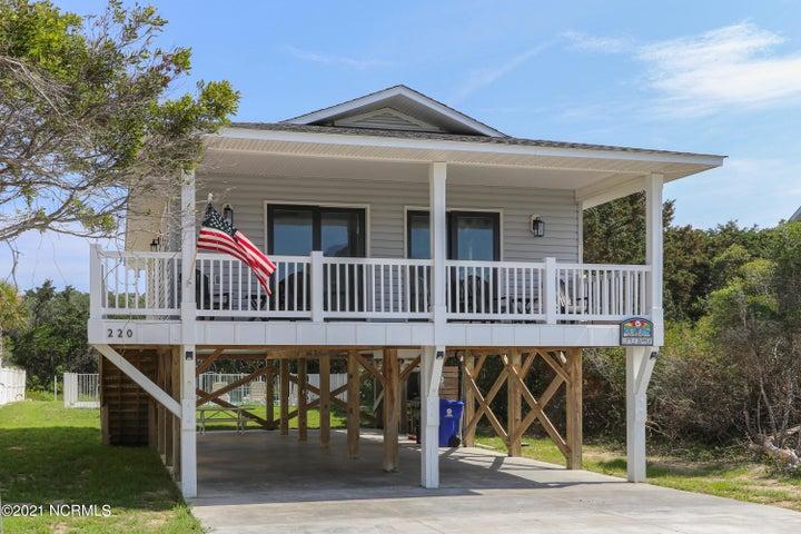 220 W Dolphin Drive, Oak Island, NC 28465