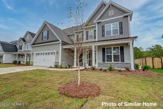 Photo shown of similar Masonboro home by American Homesmith. Finishes and selections may vary.