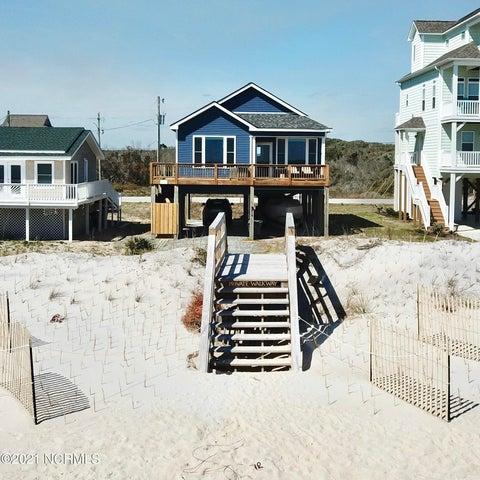 619 Ocean Drive, North Topsail Beach, NC 28460