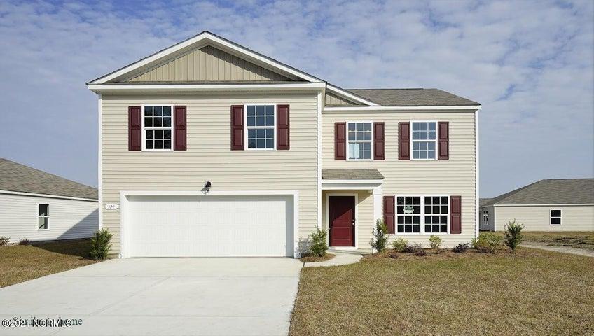 9354 Vineyard Grove Lane NE, Lot 19, Leland, NC 28451