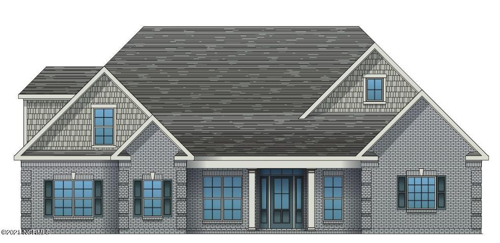 New homes in the Village at Motts Landing by Kirk Pigford Homes, LLC