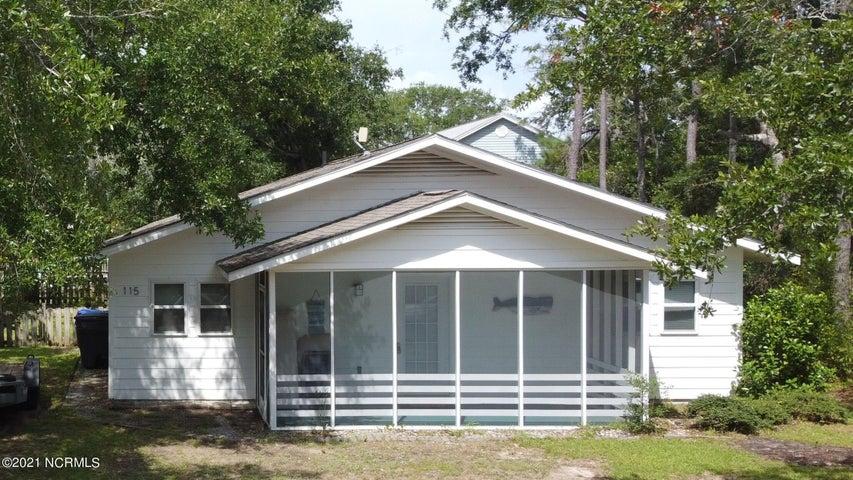115 NE 46th Street, Oak Island, NC 28465