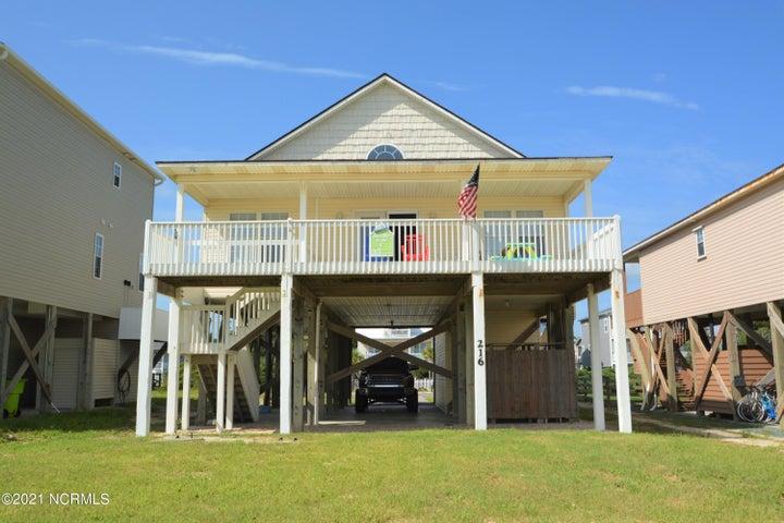 216 W Beach Drive, Oak Island, NC 28465