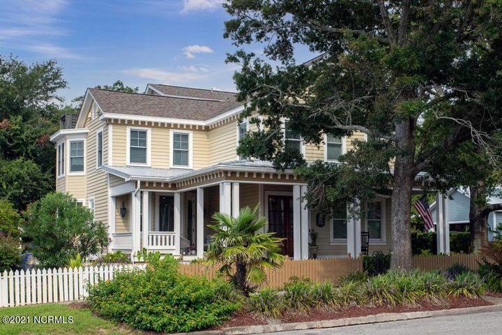 Beautifully restored historic, water view home