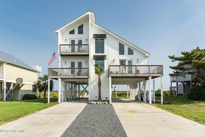 506 Caswell Beach Road, Oak Island, NC 28465