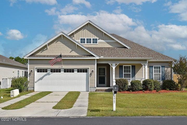 4417 Dutch Elm Drive SE, Southport, NC 28461