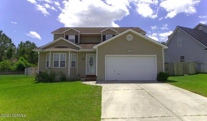 409 Eucalyptus Lane, Jacksonville, NC 28546