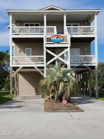 1404 E Dolphin Drive, Oak Island, NC 28465