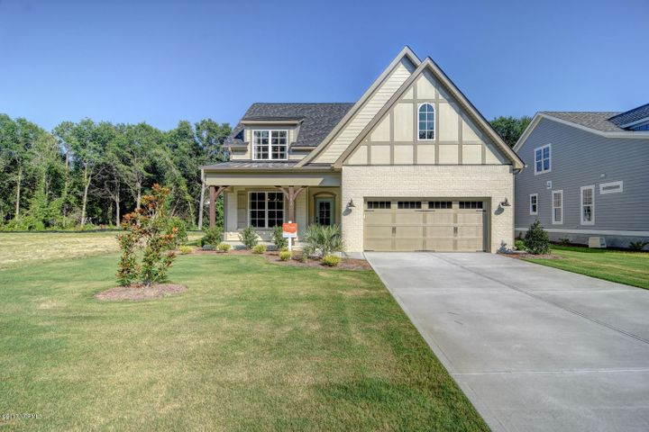 1025 Pandion Drive Wilmington-large-001- - Scotts Hill Village Townhome For Sale