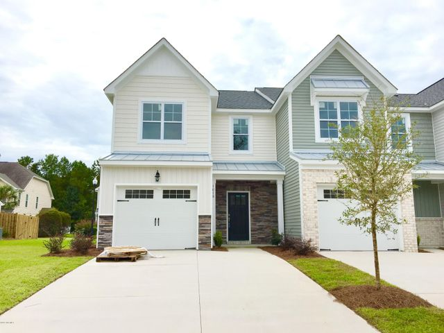 MT Lot 28 Front 1018 SW - Magnolia Trace Townhome For Sale