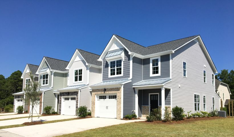 MT Front Building 2 Sunny - Magnolia Trace Townhome For Sale