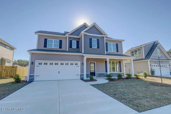 4216 Salt Works Ln Wilmington-small-001- - Cape Landing Townhome For Sale