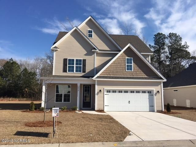 front - Cape Landing Townhome For Sale