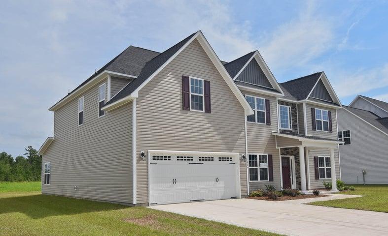 $292,750 - 424 Worsley Way, Jacksonville, NC - Camp ...