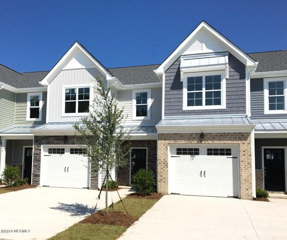 front exterior - Magnolia Trace Townhome For Sale