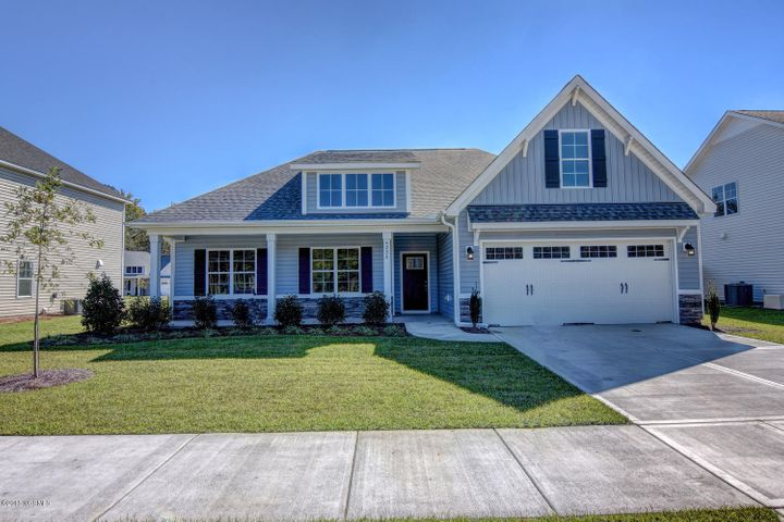 4228 Saltworks Lane Wilmington-large-001 - Cape Landing Townhome For Sale