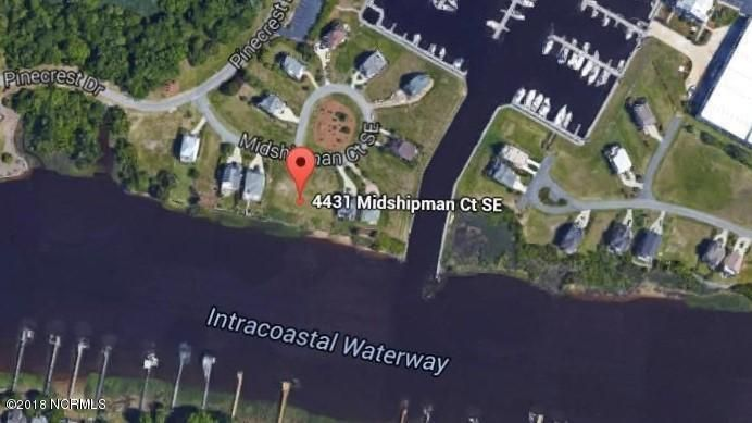 This homesite is located waterfront on a quiet cul-de-sac with bulkhead already in place. Located in beautiful St. James Plantation with amenities abounding such as trails, tennis, 81 holes of golf, pool, fitness center, as well as full service marina, Tommy Thompson's restaurant and Tiki Bar, and the Artisans Shops. And let's not forget the beach club on Oak Island and Waterway Park on the ICW. this location is just waiting for your dream home to be built so you can enjoy the gorgeous ICW views and relax while surrounded by nature. Minutes away from historic downtown Southport as well as Oak Island beaches, convenience is superb with this property!